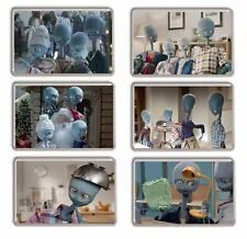 Argos Aliens Fridge Magnet Chose from 8 Images FREE POSTAGE