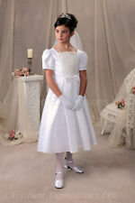 First Communion Dresses-Christian Expressions Collection 6838