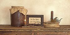 ART PRINT, FRAMED OR PLAQUE - BY SUSIE BOYER - LET LOVE ABIDE - BOY111