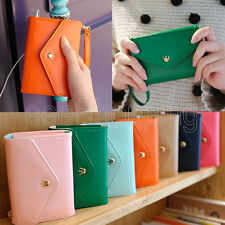 Fashion Woman Multifunctional Envelope Phone Wallet Purse Case for iphone 5 4S
