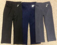 GIRLS HALF ELASTIC HEART TROUSER SCHOOL UNIFROM FROM 2 TO 16 YEARS