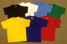 BLUE MAX CREW NECK  T-SHIRTS FROM 3 TO 13 YEARS