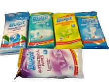Duzzit Antibacterial Wipes-bathroom wipes -disinfectant wipes and others