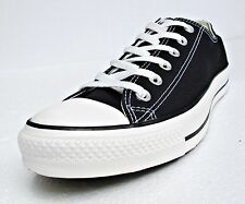 Converse Chuck Taylor All Star Low Tops Black All Sizes Womens Sneakers Shoes