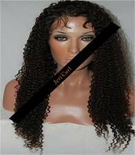 Pretty Loxx Indian Remy Jeri Curl Full Lace Unit all colours and lengths