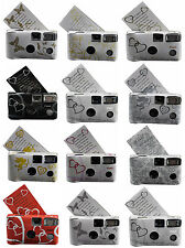 Best Memory Wedding Disposable Cameras With Many Designs to Choose 35mm,27exp