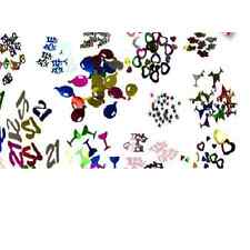 PARTY / WEDDING TABLE CONFETTI / SPRINKLES - CRAFTS, CARDS, WEDDINGS, PARTYS!!!!