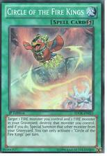 YU-GI-OH SUPER RARE: CIRCLE OF THE FIRE KINGS - SDOK-EN023 - 1st EDITION