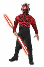 Darth Maul muscle chest kids costume Star Wars Rubies Costume