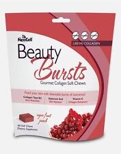 Neocell Beauty Bursts Gourmet Collagen Soft Chews - 60 Soft Chews