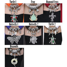New Fashion Pendant Scarf Necklace Shawl Jewelry Charm Beads 100s Selections