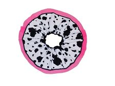 COW PRINT PINK NEON TUTU SKIRT 80s FANCY DRESS COWGIRL HEN PARTY LADIES CHILD