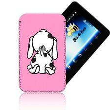 'CUTE SPOTTY DOG' [PPW] Case Pouch Cover Sleeve Slip for AMAZON KINDLE 4