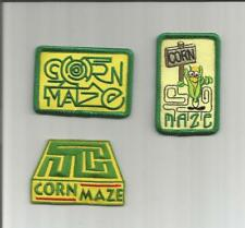 Girl/Boy Scout/Guides Patch/Crest/Badge    CORN MAZE   (your choice)
