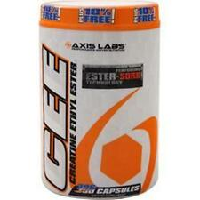 AXIS LABS Creatine Ethyl Ester 120 & 396 caps better quality save U more buy 1-2