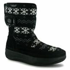 WOMENS SKECHERS TONE UP BOOTS SIZE 3-8 WINTER SNOW SKI NEXT DAY POST LADIES/GIRL