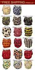 Price Reduced! High Quality MiniBums Bamboo Cloth Diapers:Free Shipping $49+