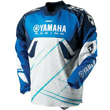 Yamaha Racing One Industries Carbon Jersey Blue White Black S M L XL XX Closeout