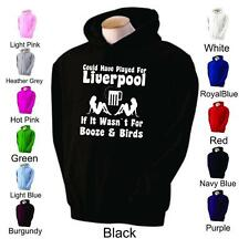 Could Have Played For Liverpool Football Shirt Hooded Sweatshirt Hoody