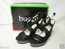 Bucco Women's Mallory Wedge Sandals In Color Size Available - New