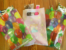 5 PRE-FILLED LOOT PARTY BAGS OR 5 EMPTY BAGS BOYS AND GIRLS DELIVERED FOR FREE!