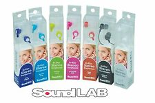 SoundLAB Colour In Ear Earphones For iPhone 5 4 4S iPad iPod MP3 MP4 Headphones