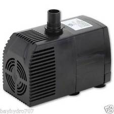 C.A.P. Xtreme Water Pumps, Variation GPH High Quality $$SAVE$$ WITH BAY HYDRO !!