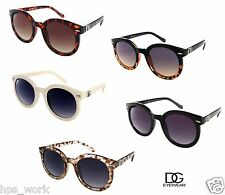 DG Sunglasses Fashion Round Lens Celebrity Designer Style Shades vintage