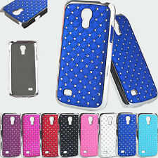 Plating Bling Diamond Hard Cases Cover For Samsung Galaxy S4 S IV Mini GT-i9190