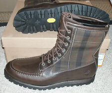 NEW TIMBERLAND EK EARTHKEEPERS HERITAGE ALPINE BOOT MENS Dark Brown $280 LTD NR