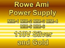 ROWE AMI JUKEBOX POWER SUPPLY 110V VINYL MODELS MM-1 to MM-6 Tested & Working