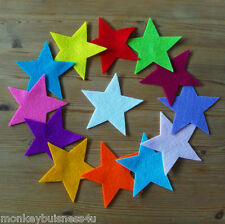 Felt Die Cuts - Lrg. Christmas Star - Crafts - Deco - Topper - Applique - Cards