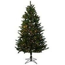 Holiday Bright Lights 7.5' LED Spruce Tree w/ One-Plug CHECK FOR COLOR  H197885