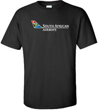 South African Airways Retro Logo South African Airline T-Shirt