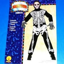 Boys Halloween Costume~WARRIOR SKELETON GOTHIC~Small/Medium Large~NEW
