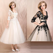 New Custom Size/Color Wedding Bridesmaid Evening Party Prom Ball Gown Dress