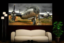 Wall Art Propeller Airplane Canvas Giclee Print Photo Prints Propellers Decor