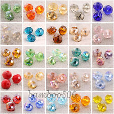 100pcs 3mm 5040 Rondelle Austria Crystal Beads Jewelry Pick Free Shipping
