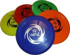 "5 X Ultimate 9"" & 12"" Quality Frisbee Play Flyer Disc Fun Play Beach Backyard"