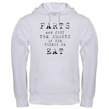 FARTS ARE GHOSTS EAT FART PASS GASS FUNNY STINKY hoodie hoody