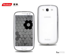 Samsung Galaxy S3 Yoobao Glow Protect Case Cover i9300 SIII + Screen Protector