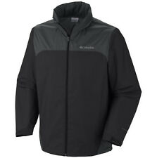 "NEW MEN'S COLUMBIA ""Glennaker Lake"" RAIN/WIND JACKET  SIZE: S-M-L-XL-2XL"