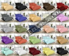 Beddings 1000TC Brand Sheet Collection All new 10 Colors in 100% Cotton striped