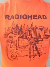 Radiohead Thom Yorke Shirt S M L XL Pick Size/Color All Variations