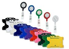 ID Card Badge YOYO Reel & Id Card Badge Holder Free P&P
