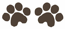 Cat Dog Animal Paw Prints Tile, Wall, Window Stickers/Decals/Transfers 3 x sizes