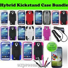 Bell Rogers Telus SAMSUNG Galaxy S4 TS Armor Case Cover Charger Screen Stylus