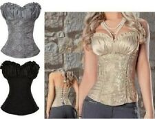 Satin Lacing Corset, all sizes available