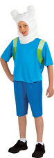 Boys Adventure Time Finn Halloween Costume