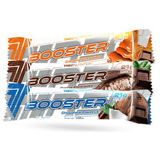 Trec Nutrition Booster Best Mega Mass Meal Replacement Bars 21g Protein / 100g